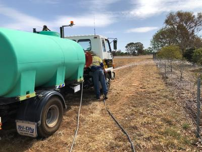 Handy 5000ltr Watercart Available