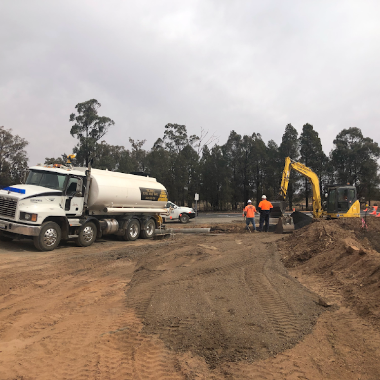 Newell Highway upgrade