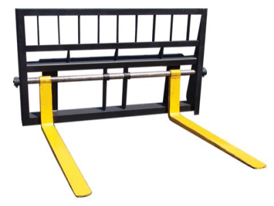 NORM Skid steer Fork attachment